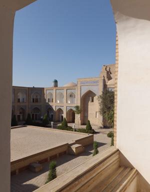 Hotel Medrassah in Khiva
