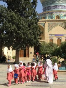 Children in Tehran