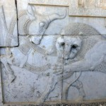 Frieze in Persepolis