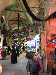 Market in Isfahan