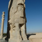 Statue in Persepolis